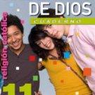 Hablamos de Dios 11 Cuaderno / isbn  9781935556190 / Ediciones SM