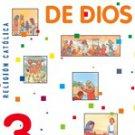 Hablamos de Dios  3 / isbn  9781933279268  / Ediciones SM