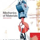 Mechanics of Materials (9th Edition) (by R.C. Hibbeler) isbn 0133254429