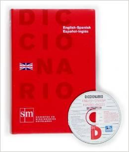 Diccionario English-Spanish Espanol-Ingles con CD (isbn 9788467507393) (Ediciones SM)