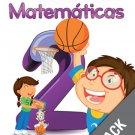 Matematicas 2 ( Pack) Serie Para Crecer     (isbn:9781618754707 ) (Ediciones Santillana)