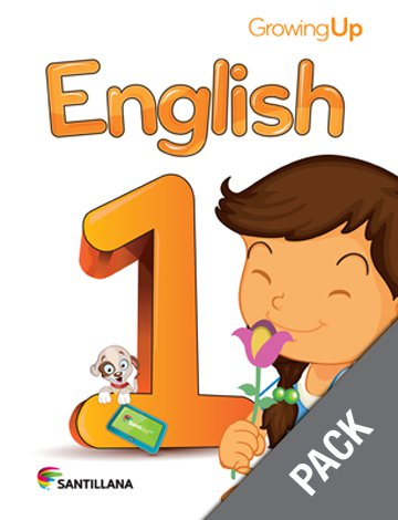 English 1 ( Pack) Growing Up (serie: Para Crecer) (isbn ...