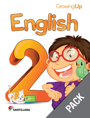 English 2 ( Pack) Growing Up (serie: Para Crecer) (isbn ...