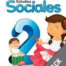 Sociales 2 ( Pack) Serie Para Crecer (isbn:9781618754820) (Ediciones Santillana)