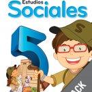 Sociales 5 ( Pack) Serie Para Crecer (isbn:9781618754851) (Ediciones Santillana)