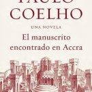 El Manuscrito Encontrado en Accra - Spanish Edition- Paulo Coelho - isbn 0345805089