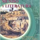Vision de Mundo y Literatura / Rita Molinero  / isbn 1563282704