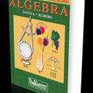 Algebra Razonamiento y Comunicacion by Davila & Rubero  isbn 1881713857