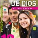 Hablamos de Dios 12 Cuaderno / isbn  9781935556206  / Ediciones SM