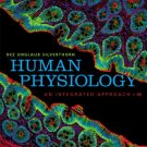 Human Physiology:An Integrated Appr Plus MasteringAP w eText 6th - Silverthorn - isbn 9780321750006