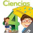 Ciencias 4 Serie Para Crecer ( Texto) (isbn:                 ) (Ediciones Santillana)