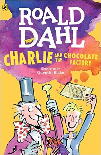 Charlie and the Chocolate Factory -  Roald Dahl - Quentin Blake - isbn 0142410314