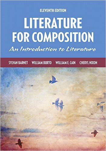 Literature for Composition (11th Edition) - Sylvan Barnet - isbn 9780134099149