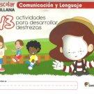 Lenguaje y Comunicacion Pre-escolar  - isbn 9781618755803 - Ediciones Santillana