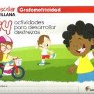 Grafomotricidad Pre-escolar - isbn 9781618755834 - Ediciones Santillana