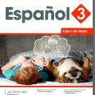 Espanol 3 - Texto - Serie Puente del Saber - isbn 9781618755896 - Ediciones Santillana