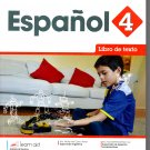 Espanol 4 - Texto - Serie Puente del Saber - isbn 9781618755902 - Ediciones Santillana