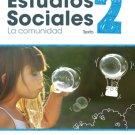 Sociales 2 - Texto - Serie Puente del Saber - isbn 9781618756084 - Ediciones Santillana