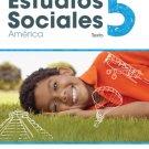 Sociales 5 - Texto - Serie Puente del Saber - isbn 9781618756114 - Ediciones Santillana