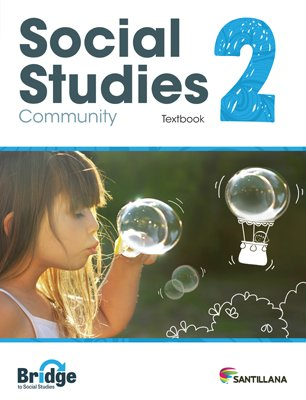 Social Studies 2 - Textbook - Serie Puente del Saber - isbn 9781618756268 - Ediciones Santillana