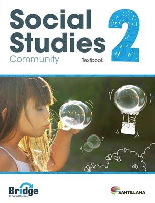 Social Studies 2 - Textbook - Serie Puente del Saber - isbn 9781618756268 - Ediciones Santillana