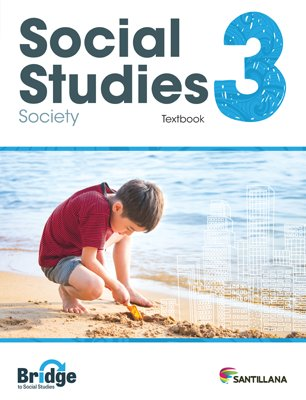 Social Studies 3 - Textbook - Serie Puente del Saber - isbn 9781618756275 - Ediciones Santillana