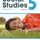 Social Studies 5 - Textbook - Serie Puente del Saber - isbn 9781618756299 - Ediciones Santillana