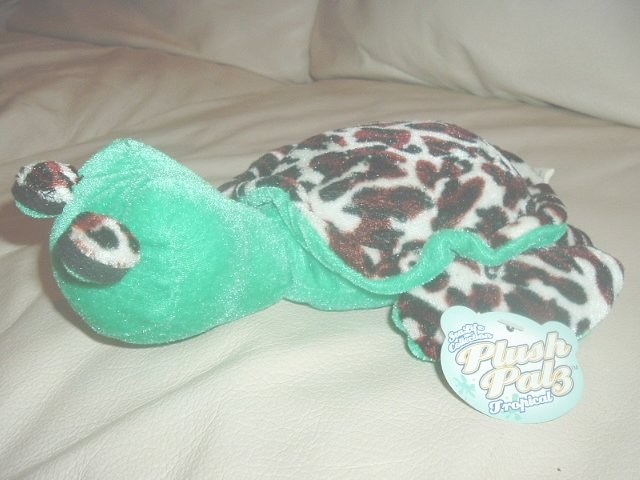 Sea Life collection plush Palz SEA TURTLE NWT