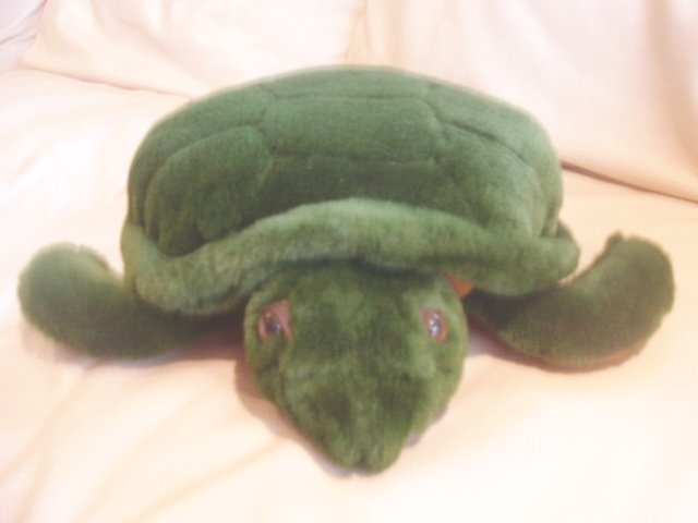 JLI 1994 huge SEA TURTLE very soft NEW