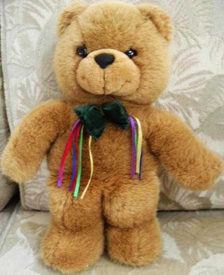 "TEDDY BEAR 13"" tall NEW"