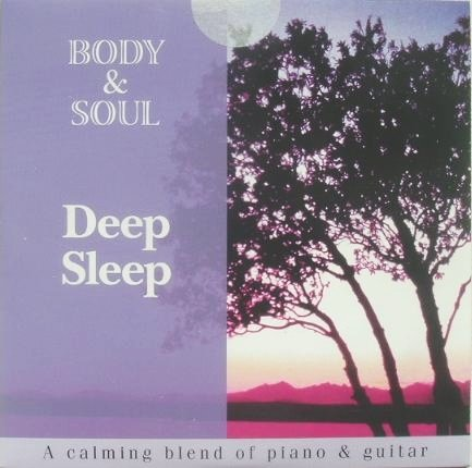 Body & Soul Relaxation CD 'DEEP SLEEP'