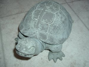 Outdoor TURTLE polyresin FREE SHIPPING