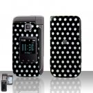 Polka Dots Cover Case Snap on Protector for Samsung Alias 2 U750