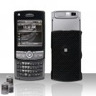 Carbon Fiber Rubberized Hard Case Snap on Protector for Samsung Propel Pro i627