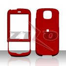 HTC Shadow II Red Cover Case Snap on Protector