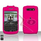 Blackberry Curve 8900 Javelin Pink Cover Case Hard Case Snap on Protector