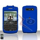 Blackberry Curve 8900 Javelin Blue Cover Case Hard Case Snap on Protector