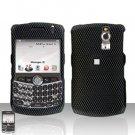 Blackberry Curve 8330 8300 Carbon Fiber Hard Case Snap on Cover