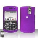 Blackberry Curve 8330 8300 Purple Hard Case Snap on Cover