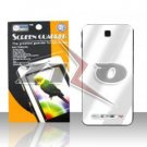 Samsung Behold T919 Mirror Screen Protector Guard