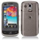 Clear Transparent Cover Case Snap on Protector + Car Charger for Samsung Rogue U960