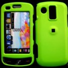 Neon Green Cover Case Snap on Protector for Samsung Rogue U960