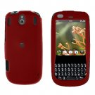 Palm Pixi Red Case Cover Snap on Protector