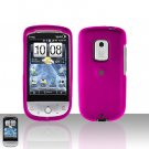 HTC Hero CDMA Pink Case Cover Snap on Protector