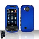Blue Cover Case Snap on Protector for Samsung Reality U820