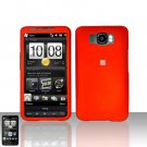 HTC Leo HD2 Orange Case Cover Snap on Protector