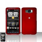 HTC Leo HD2 Red Case Cover Snap on Protector