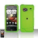 HTC Droid Incredible 6300 Neon Green Case Cover Snap on Protector