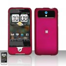 HTC Legend A6363 Pink Case Cover Snap on Protector