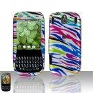 Palm Pixi Rainbow Zebra Case Cover Snap on Protector